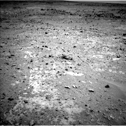 Nasa's Mars rover Curiosity acquired this image using its Left Navigation Camera on Sol 403, at drive 502, site number 16