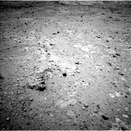 Nasa's Mars rover Curiosity acquired this image using its Left Navigation Camera on Sol 403, at drive 514, site number 16