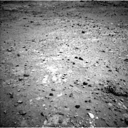 Nasa's Mars rover Curiosity acquired this image using its Left Navigation Camera on Sol 403, at drive 538, site number 16