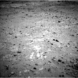 Nasa's Mars rover Curiosity acquired this image using its Left Navigation Camera on Sol 403, at drive 544, site number 16