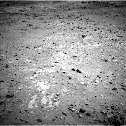 Nasa's Mars rover Curiosity acquired this image using its Left Navigation Camera on Sol 403, at drive 550, site number 16