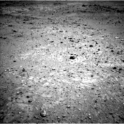 Nasa's Mars rover Curiosity acquired this image using its Left Navigation Camera on Sol 403, at drive 586, site number 16