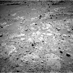 Nasa's Mars rover Curiosity acquired this image using its Left Navigation Camera on Sol 403, at drive 592, site number 16