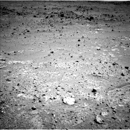 Nasa's Mars rover Curiosity acquired this image using its Left Navigation Camera on Sol 403, at drive 670, site number 16