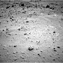Nasa's Mars rover Curiosity acquired this image using its Left Navigation Camera on Sol 403, at drive 814, site number 16