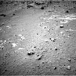 Nasa's Mars rover Curiosity acquired this image using its Left Navigation Camera on Sol 403, at drive 826, site number 16