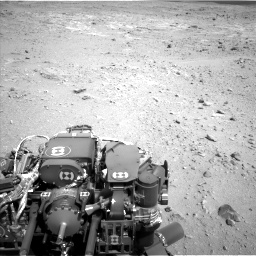 Nasa's Mars rover Curiosity acquired this image using its Left Navigation Camera on Sol 403, at drive 868, site number 16