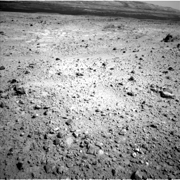 Nasa's Mars rover Curiosity acquired this image using its Left Navigation Camera on Sol 403, at drive 988, site number 16