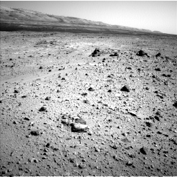 Nasa's Mars rover Curiosity acquired this image using its Left Navigation Camera on Sol 403, at drive 1006, site number 16
