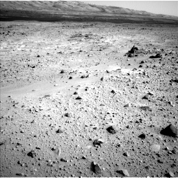 Nasa's Mars rover Curiosity acquired this image using its Left Navigation Camera on Sol 403, at drive 1036, site number 16
