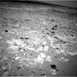 Nasa's Mars rover Curiosity acquired this image using its Right Navigation Camera on Sol 403, at drive 436, site number 16