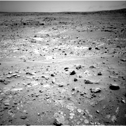 Nasa's Mars rover Curiosity acquired this image using its Right Navigation Camera on Sol 403, at drive 466, site number 16