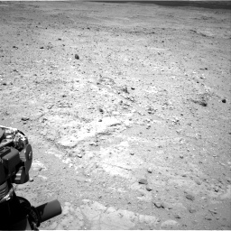 Nasa's Mars rover Curiosity acquired this image using its Right Navigation Camera on Sol 403, at drive 472, site number 16