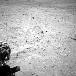 Nasa's Mars rover Curiosity acquired this image using its Right Navigation Camera on Sol 403, at drive 490, site number 16