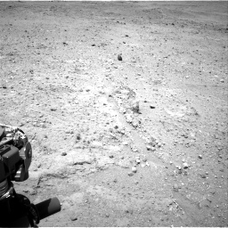 Nasa's Mars rover Curiosity acquired this image using its Right Navigation Camera on Sol 403, at drive 496, site number 16