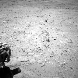 Nasa's Mars rover Curiosity acquired this image using its Right Navigation Camera on Sol 403, at drive 502, site number 16