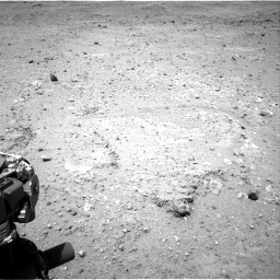 Nasa's Mars rover Curiosity acquired this image using its Right Navigation Camera on Sol 403, at drive 520, site number 16