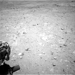 Nasa's Mars rover Curiosity acquired this image using its Right Navigation Camera on Sol 403, at drive 538, site number 16