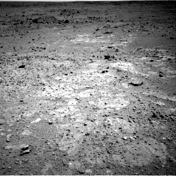 Nasa's Mars rover Curiosity acquired this image using its Right Navigation Camera on Sol 403, at drive 568, site number 16