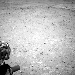 Nasa's Mars rover Curiosity acquired this image using its Right Navigation Camera on Sol 403, at drive 604, site number 16