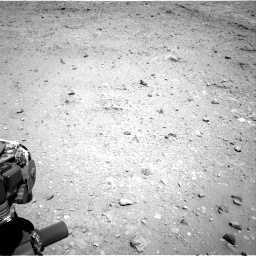 Nasa's Mars rover Curiosity acquired this image using its Right Navigation Camera on Sol 403, at drive 658, site number 16