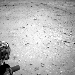 Nasa's Mars rover Curiosity acquired this image using its Right Navigation Camera on Sol 403, at drive 670, site number 16