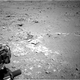 Nasa's Mars rover Curiosity acquired this image using its Right Navigation Camera on Sol 403, at drive 724, site number 16