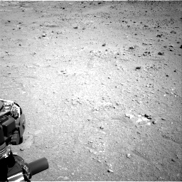 Nasa's Mars rover Curiosity acquired this image using its Right Navigation Camera on Sol 403, at drive 778, site number 16