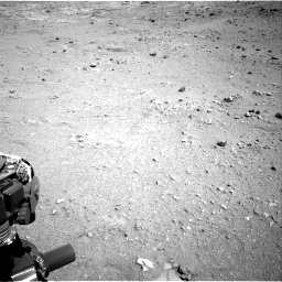 Nasa's Mars rover Curiosity acquired this image using its Right Navigation Camera on Sol 403, at drive 796, site number 16