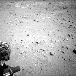 Nasa's Mars rover Curiosity acquired this image using its Right Navigation Camera on Sol 403, at drive 832, site number 16