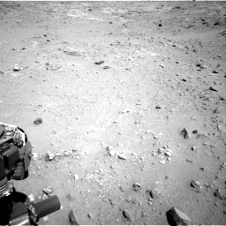 Nasa's Mars rover Curiosity acquired this image using its Right Navigation Camera on Sol 403, at drive 850, site number 16