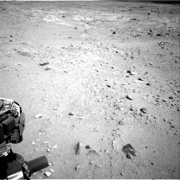Nasa's Mars rover Curiosity acquired this image using its Right Navigation Camera on Sol 403, at drive 868, site number 16