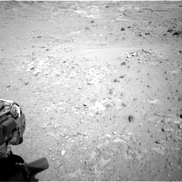 Nasa's Mars rover Curiosity acquired this image using its Right Navigation Camera on Sol 403, at drive 958, site number 16