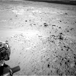 NASA's Mars rover Curiosity acquired this image using its Right Navigation Cameras (Navcams) on Sol 403