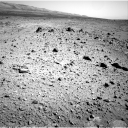 Nasa's Mars rover Curiosity acquired this image using its Right Navigation Camera on Sol 403, at drive 994, site number 16