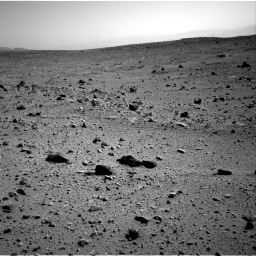 Nasa's Mars rover Curiosity acquired this image using its Right Navigation Camera on Sol 403, at drive 1012, site number 16