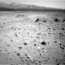 Nasa's Mars rover Curiosity acquired this image using its Right Navigation Camera on Sol 403, at drive 1030, site number 16