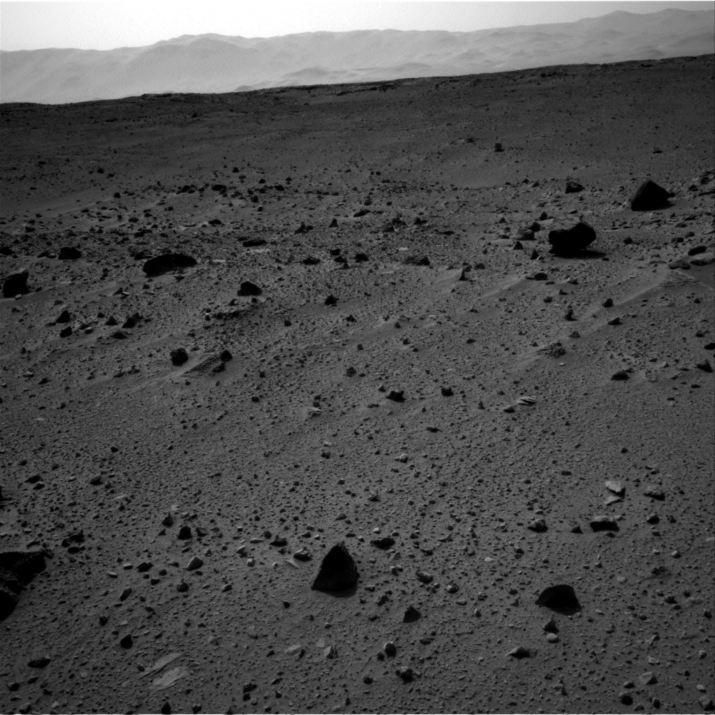 Nasa's Mars rover Curiosity acquired this image using its Right Navigation Camera on Sol 403, at drive 1052, site number 16