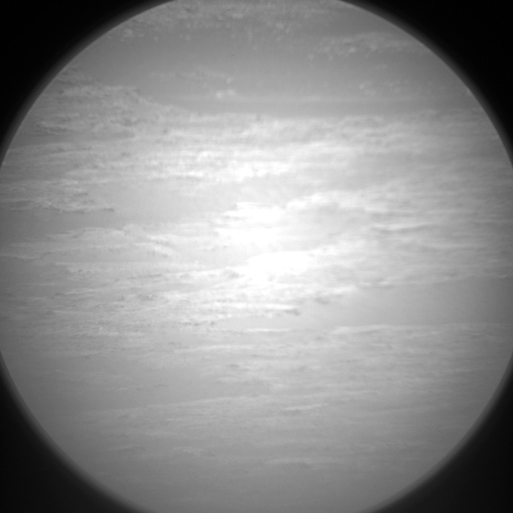 NASA's Mars rover Curiosity acquired this image using its Chemistry & Camera (ChemCam) on Sol 404