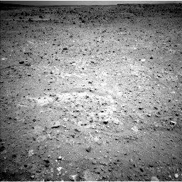 Nasa's Mars rover Curiosity acquired this image using its Left Navigation Camera on Sol 404, at drive 1220, site number 16