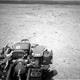 Nasa's Mars rover Curiosity acquired this image using its Left Navigation Camera on Sol 404, at drive 1274, site number 16