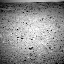 Nasa's Mars rover Curiosity acquired this image using its Left Navigation Camera on Sol 404, at drive 1292, site number 16