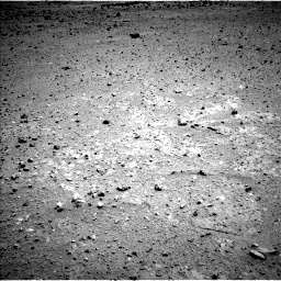 Nasa's Mars rover Curiosity acquired this image using its Left Navigation Camera on Sol 404, at drive 1364, site number 16