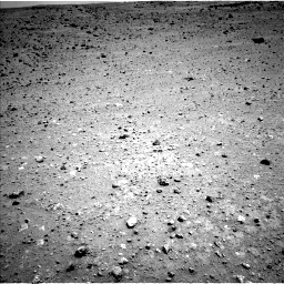 Nasa's Mars rover Curiosity acquired this image using its Left Navigation Camera on Sol 404, at drive 1382, site number 16