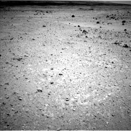 Nasa's Mars rover Curiosity acquired this image using its Left Navigation Camera on Sol 404, at drive 1400, site number 16