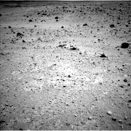 Nasa's Mars rover Curiosity acquired this image using its Left Navigation Camera on Sol 404, at drive 1418, site number 16