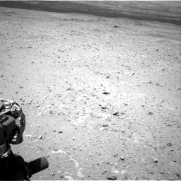 Nasa's Mars rover Curiosity acquired this image using its Right Navigation Camera on Sol 404, at drive 1160, site number 16