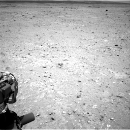 Nasa's Mars rover Curiosity acquired this image using its Right Navigation Camera on Sol 404, at drive 1220, site number 16