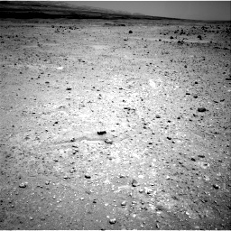Nasa's Mars rover Curiosity acquired this image using its Right Navigation Camera on Sol 404, at drive 1256, site number 16