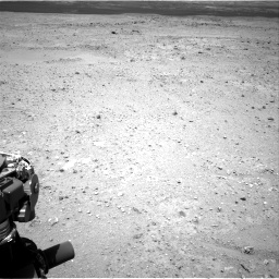 Nasa's Mars rover Curiosity acquired this image using its Right Navigation Camera on Sol 404, at drive 1274, site number 16